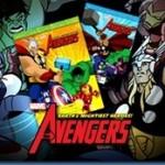 Marvel Earth's Mightiest Heroes! Avengers