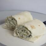 Spinach & Artichoke Pinwheels Recipe