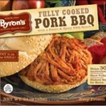 Byron's Fully Cooked Pork BBQ Review & Layered BBQ Salad Recipe