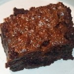 Tasty Treat Thursday Salted Caramel Chocolate Fudge Brownies