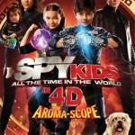 Spy Kids, Spy Kids 2 & Spy Kids 3 Blu-ray Giveaway