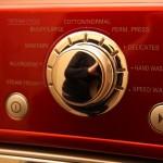 Goodbye LG 4.5 Steam Washer & Dryer in Red