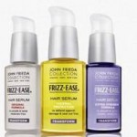 John Frieda Frizz-Ease Start Repairing Shampoo Conditioner & Original Serum Giveaway