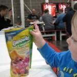 Solve the Veggie & Toddler Debacle with Gerber Graduates Fruit & Veggie Melts