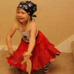 A Pirate Princess and Her Adventure