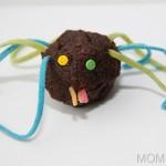 Mocha Fudge Spiders Recipe