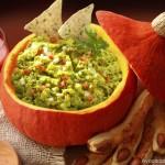 Halloween Recipe: Pumpkin Spookamole