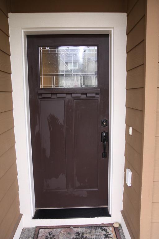 Glidden Trim And Door Paint Traditional Brown