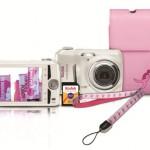 Kodak Susan G Komen Limited Edition EASYSHARE C1530 Camera Bundle