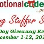 Stocking Stuffer Savings Giveaway Event Starts Next Week