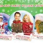 The ABC Family Countdown To Christmas