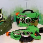 Ben 10 Toy Line Up & D3 Ben 10 Galactic Racing Nintendo DS