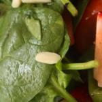 Amaretto Strawberry Spinach Salad Recipe