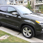 The Divine Emergency Break: 2012 Kia Sorento