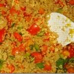 Tasty Treat Resolution Edition: Veggie Rainbow Quinoa Recipe