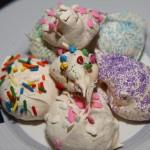 Pretty Princess Puff Cookies Recipe