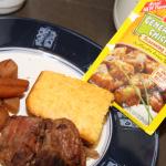 Sun-Bird General Tso's Chicken Seasoning Mix Roast Recipe