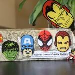 Marvel's The Avengers Chocolate Cookie Recipe