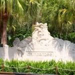 Photography: Chimpanzee Sand Sculpture