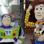 Photography: LEGO Woody & Buzz