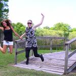 Photography: Makinson Island Jump
