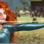 Disney Pixar's Brave Movie Review #BraveCarslandevent