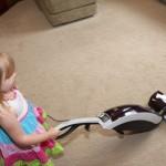 My Maid Uses The Purple Kenmore Progressive Glide Vacuum