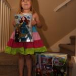Mattel's Brave Adventures with Princess Merida Toys