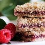 Raspberry Oatmeal Bars Recipe with Truvia® Baking Blend