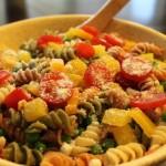 Quick and Easy Veggie Pasta Salad Recipe