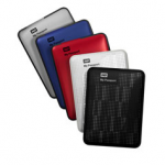 Travel Knowing Your Data is Safe: Western Digital My Passport Portable Hard Drive