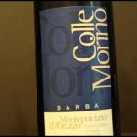 Barba Colle Morino Montepulciano Oak Plum Red Wine