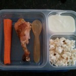 Bento Box Monday: Chicken Drum Stick