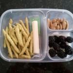 Bento Box Monday: Featuring Trader Joe's Schoolhouse Cookies