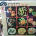 Back To School Bento Box Monday Trader Joes Rice & Vegetable
