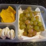 Bento Box Monday Featuring Trader Joe's Just Mango