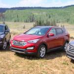 Car Photography: 2013 The New Santa Fe #NewSantaFe