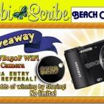 Samsung WB150F 14 MP 18X Wi-Fi Digital Camera Giveaway