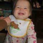 Hug-A-Bib & Clippy Cloth: Stay Put Baby Bibs and Burp Cloths