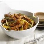 Stir-Fry Pork with Peanuts Recipe For Fall #HormelFamily