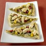 Chicken Pesto Pizza Recipe #HormelFamily
