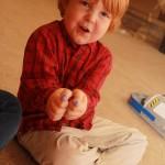 Child Photography: Klutz Nail Art For Boys #KlutzBooks