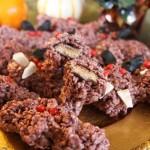 Hidden Surprise Milky Way Chocolate Bat Rice Krispies Treats Recipe #Giveaway