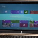 HP Envy Ultrabook Using Windows 8