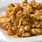 Truvia's Natural Sweetener Apple Crisp Recipe