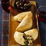 Avocado Cheese Empanadas with Ancho Chiles Recipe