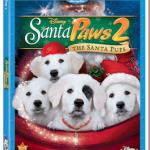 Disney's Santa Paws 2 The Santa Pups Review & Pumpkin Pie Recipe