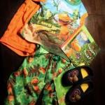 The Dinosaur Train Christmas Collection Pajamas, Books, A Holiday With Buddy