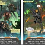Wreck-It Ralph Apps Storybook Deluxe & Hero's Duty Interactive Comic