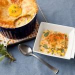 Florida Orange Chicken & Corn Pot Pie Recipe